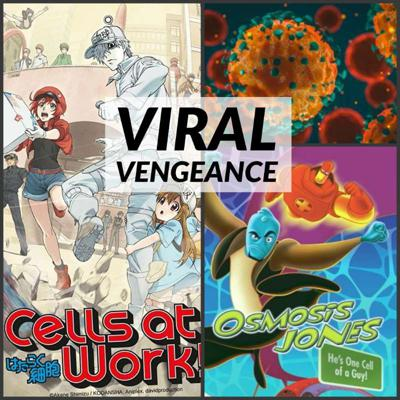 Cover art for 054 - Osmosis Jones: Viral Vengeance Or Just Cells At Work