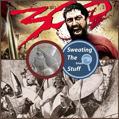 Cover art for 060 - History of Persia Podcast: 300 Ways To Die In Ancient Greece