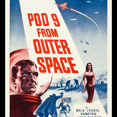 Pod 9 From Outer Space