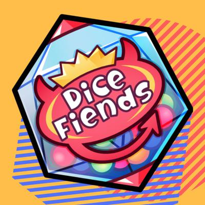 The Dice Fiends podcast is a live play Dungeons and Dragons 5th edition podcast featuring a wonderful cast of chuckle-friends. This group of Fiends are composed of an unlikely combination of people brought together by Dungeons and Dragons. We are a collaboration of D&D experts and D&D newbs, but most of all, we're fiends for the sound of rolling dice.