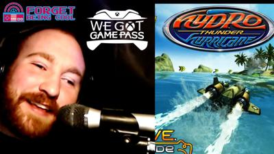 Cover art for Boats Can Jump? - Hydro Thunder - Xbox 360 Arcade - Review Discussion - WGGP 09
