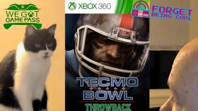 Cover art for Worth Revisiting? - Tecmo Bowl Throwback - Xbox 360 - Review Discussion - WGGP 10