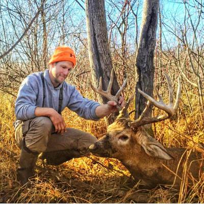 Cover art for Episode 64: Andy May- Why Wasting Time In The Whitetail Woods Is The Ultimate Bowhunting Sin