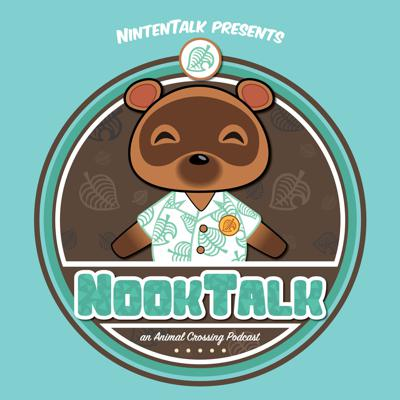 Cover art for May Day Event Reaction, Design Tips and Tricks  NookTalk: An Animal Crossing Podcast Ft. Rogersbase, MissClick
