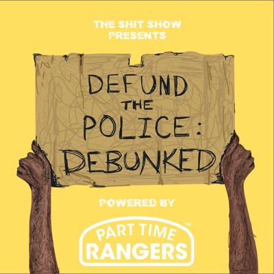 Cover art for DEFUND THE POLICE