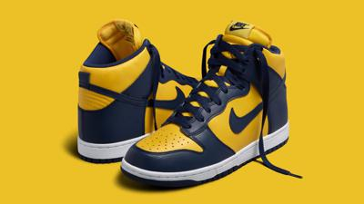 Cover art for Jordan Fall Lineup, Return of the Michigan Dunk High and more