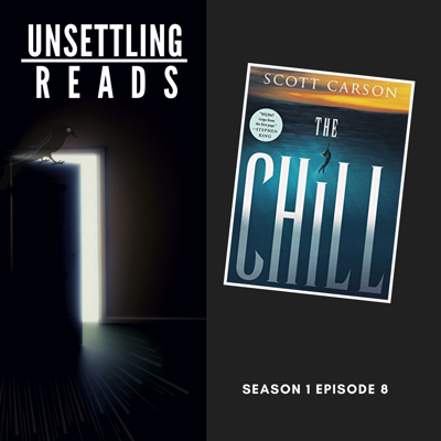 Cover art for The Chill by Scott Carson